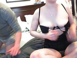 Ryan and Erica- Homemade sex tape!!!