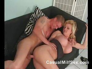 StepMom from CasualMilfSex(dot)com sex vid