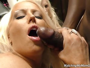 Watching My Mom Go Black - Alura Jenson, Piper Perri