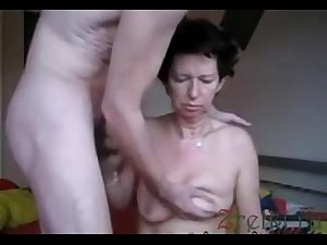 Facefuck mature mom wife