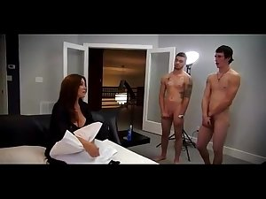 Hot Mom From SEXDATEMILF.COM have to fuck with not her 2 sons