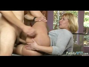 Mother in law gets fucked 609