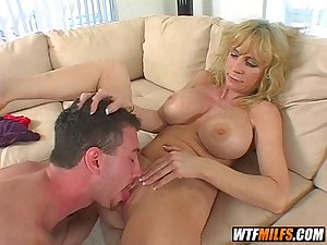 mature milf enjoys younger cock 2