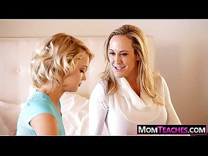 Stepmom gives Dakaota Skye sex lessons 37