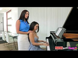 Daughter shares her bf with her mom Kendra Lust, Dillion Harper.. 71