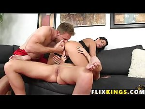 Mom and daughter threesome 93