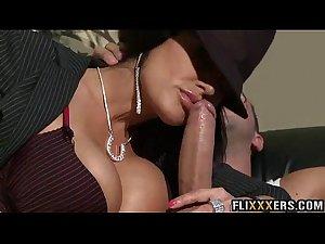 Amazing mom pussy Lisa Ann fucked hard 91